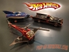 2012 Hot Wheels Batcopter Vs. 1995 PMB! Batcopter 9