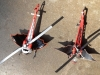 2012 Hot Wheels Batcopter Vs. 1995 PMB! Batcopter 4